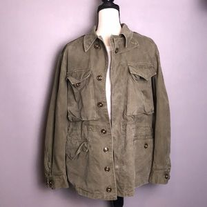 Other - Authentic Men's 1943 Military Jacket Size 34 Small